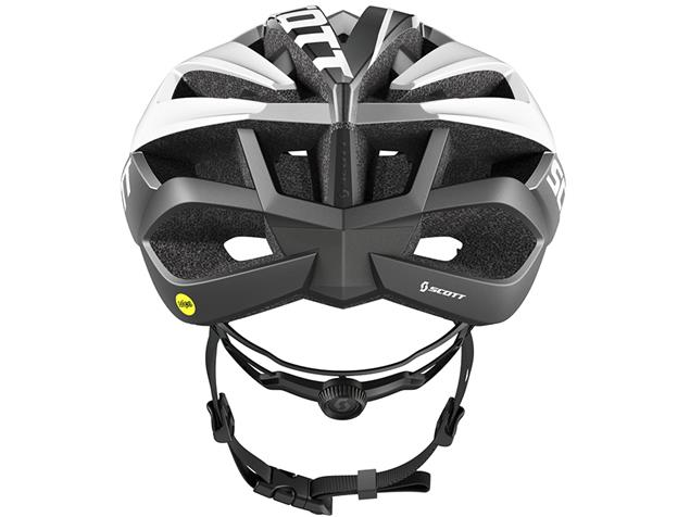 Scott ARX Plus 2019 Helm - L white/black