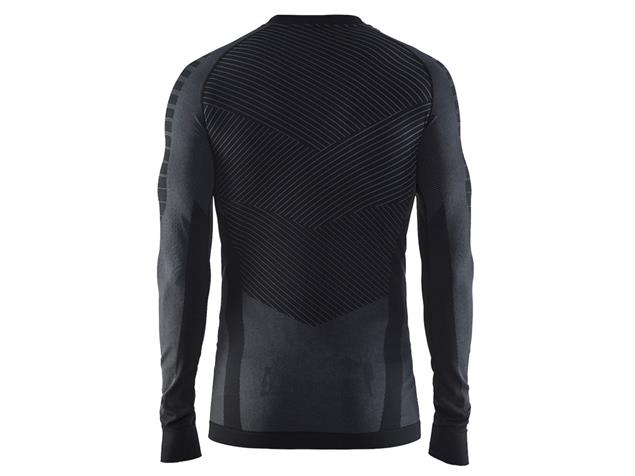 Craft Active Intensity Langarm-Shirt - XL black/granite