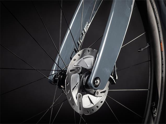 Cube Aerium C:68 TT SL High Triathlonrad - XS carbon'n'grey