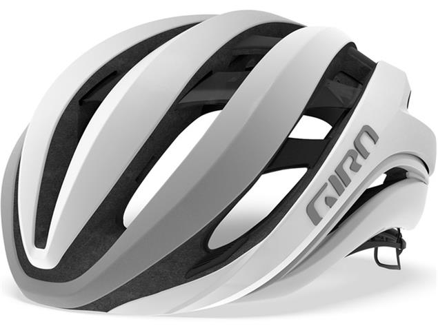 Giro Aether MIPS 2020 Helm - S matte white/silver
