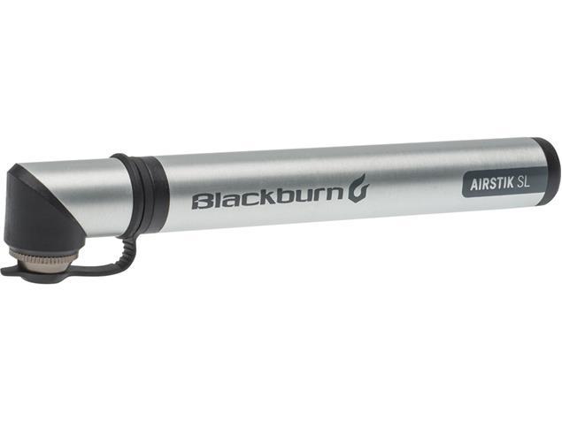 Blackburn AirStik SL Minipumpe - metal silver