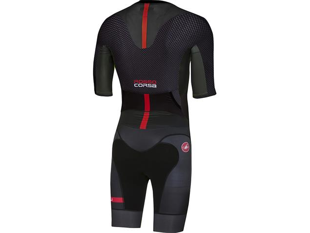 Castelli All Out Speed Suit Tri Einteiler - XL black