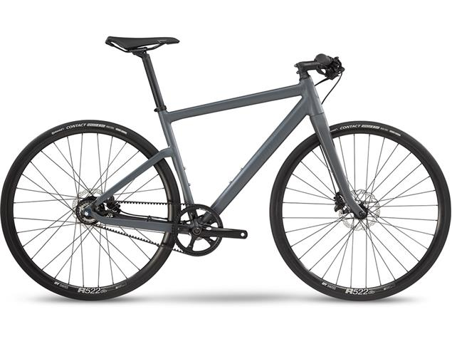 BMC Alpenchallenge AC01 Two Speedbike - M shadow grey