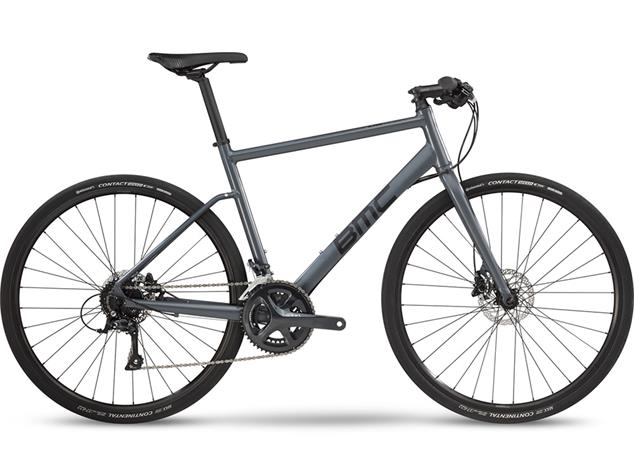 BMC Alpenchallenge AC02 Three Speedbike - XL shadow grey