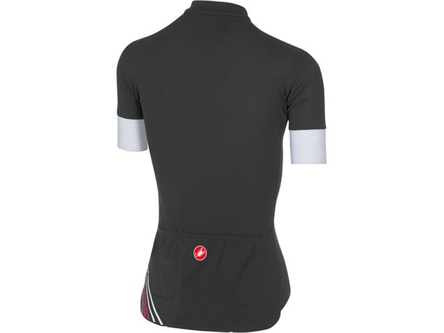 Castelli Anima 2 Women Jersey Trikot kurzarm - XL black