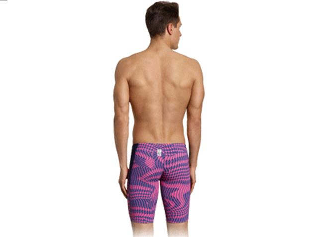 Aquafeel I-NOV Jammer Wettkampfhose - 5 tectonic blue