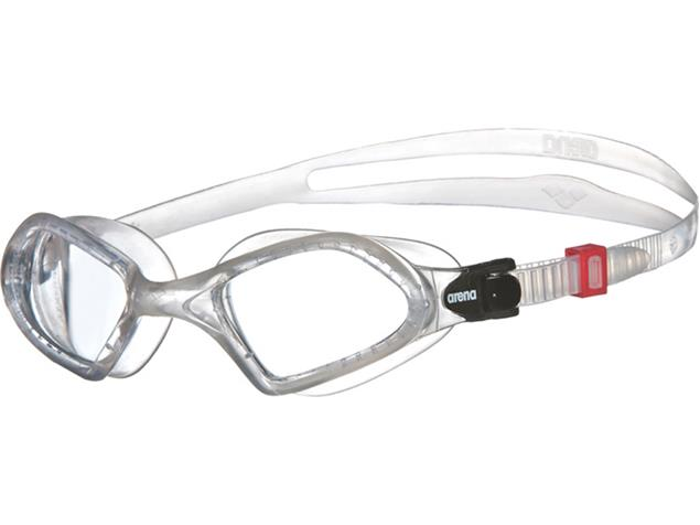 Arena Smartfit Schwimmbrille - clear-clear/clear