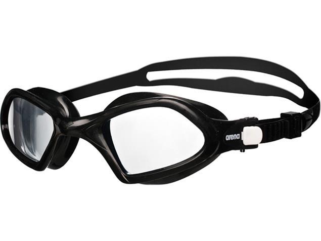 Arena Smartfit Schwimmbrille - black-black/clear