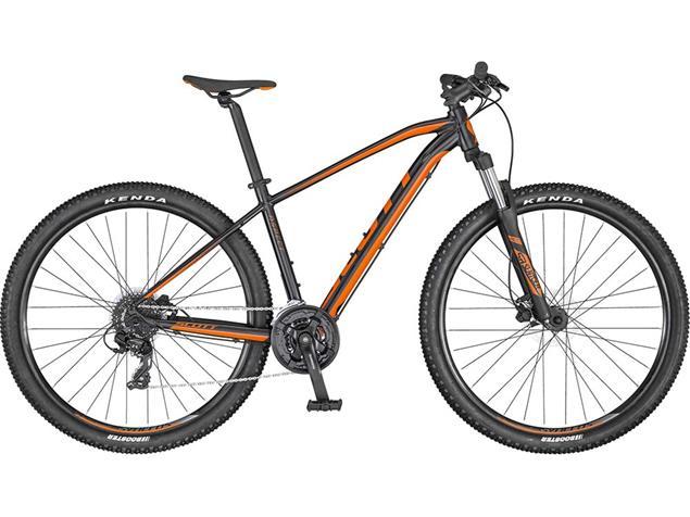 Scott Aspect 760 Mountainbike - S black/squad orange