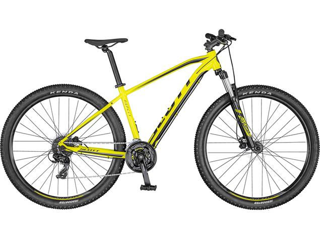 Scott Aspect 960 Mountainbike - M radium yellow/black