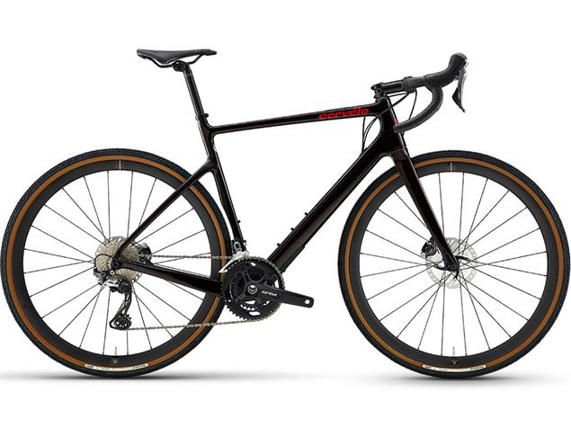 Cervelo Aspero Disc GRX RX600 Gravel Roadbike - 48 carbon/red
