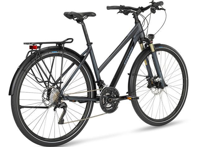 Stevens Avantgarde Lady Trekkingrad - 46 granite grey