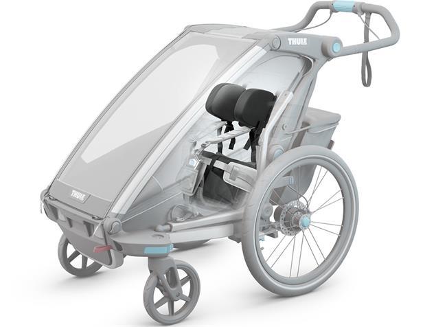 Thule Chariot Baby Supporter schwarz
