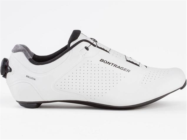 Bontrager Ballista Rennrad Schuh - 40 white