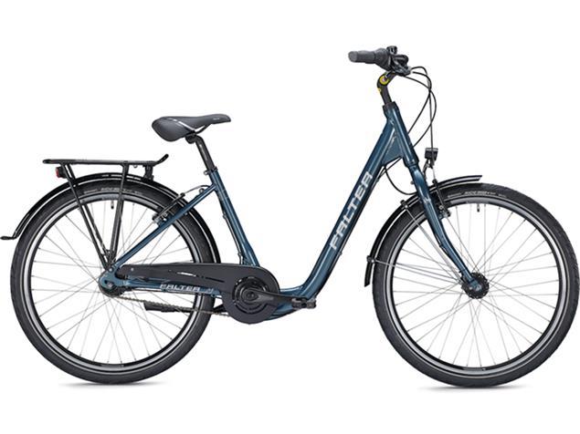 Falter C 3.0 Comfort Cityrad - 45 dark blue /anthracite