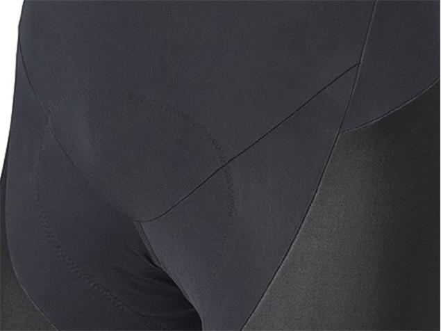 Gore C7 Partial GWS Pro Trägerhose+ Windstopper - M black