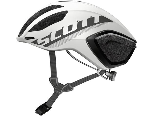 Scott Cadence Plus 2019 Helm - L white/black