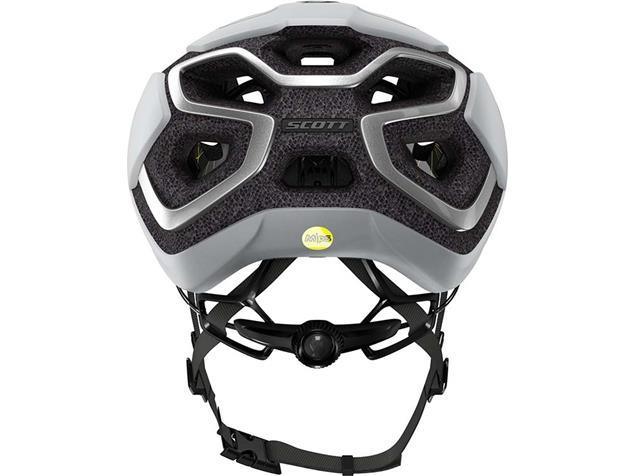 Scott Centric Plus 2020 Helm - L vogue silver/reflective