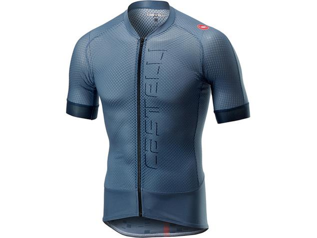 Castelli Climbers 2.0 Jersey Trikot kurzarm - XL light steel blue