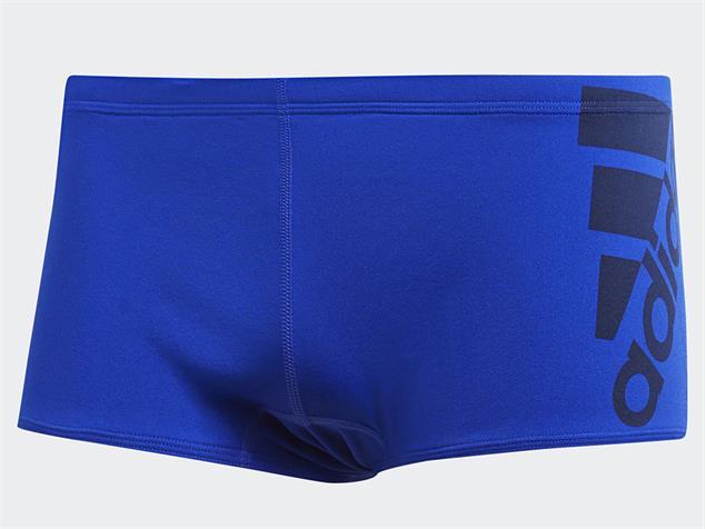Adidas Clubline Plus Badehose royal 16 cm, Infinitex+ - 6 collegiate royal/legend