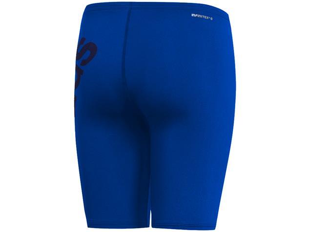 Adidas Clubline Plus Jammer Jungen Schwimmhose Infinitex+ - 152 collegiate royal/legend
