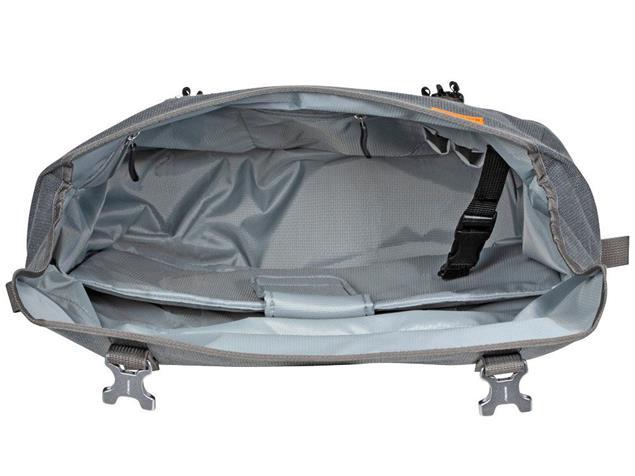 Ortlieb Commuter-Bag Two QL3.1 Fahrradtasche - pepper