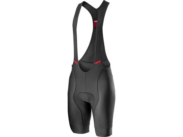 Castelli Competizione Bibshorts Trägerhose kurz - XL dark gray