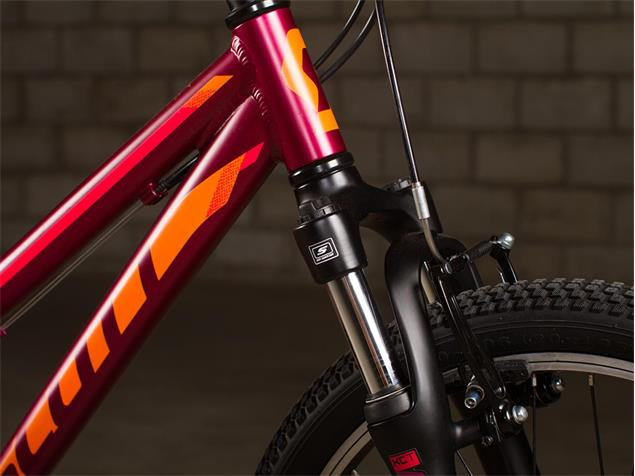 "Scott Contessa JR 20 Mountainbike - 20"" purple/orange/pink"