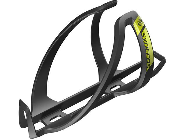 Syncros Coupe Cage 2.0 Bottle Cage Flaschenhalter - black/white