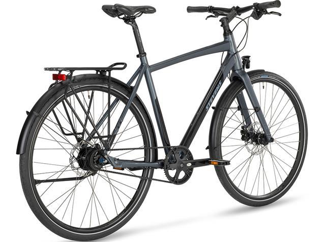 Stevens Courier Luxe Gent Cityrad - 52 granite grey
