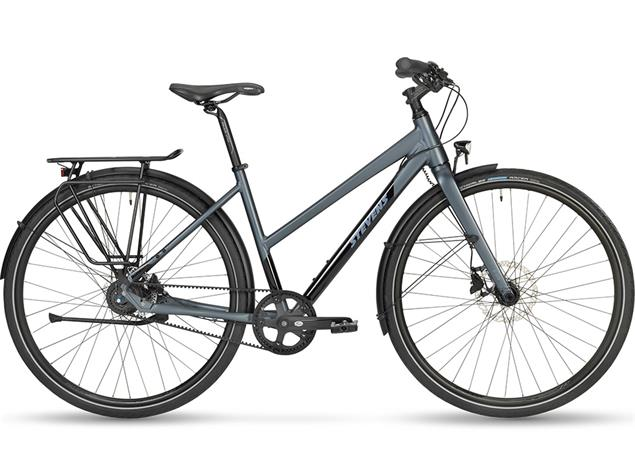 Stevens Courier Luxe Lady Cityrad - 50 granite grey