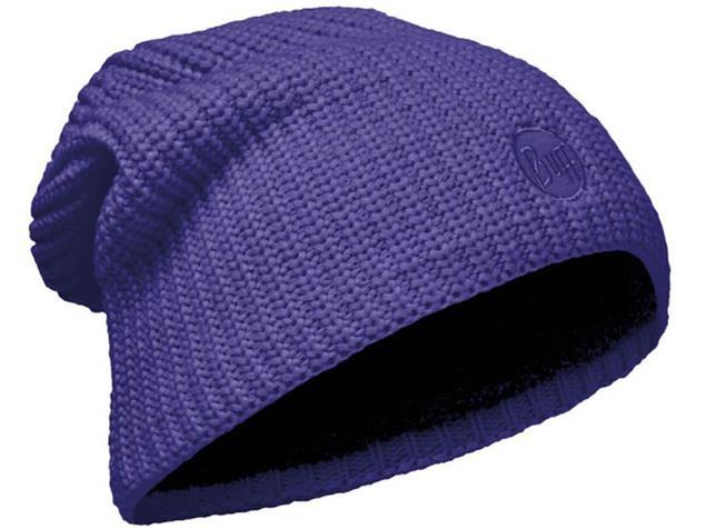 Buff Drip Mütze - purple raspberry