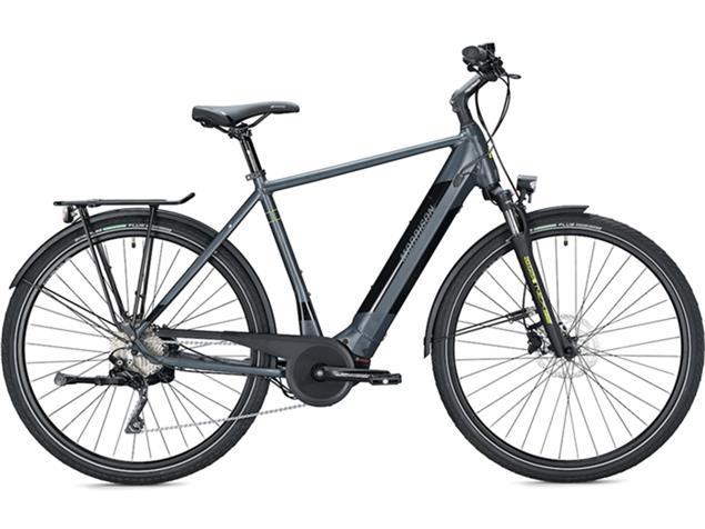 Morrison E 7.0 Herren Elektrorad - 60 grey metallic/black