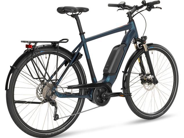 Stevens E-Lavena Gent Trekking Elektrorad - 55 moonlight blue