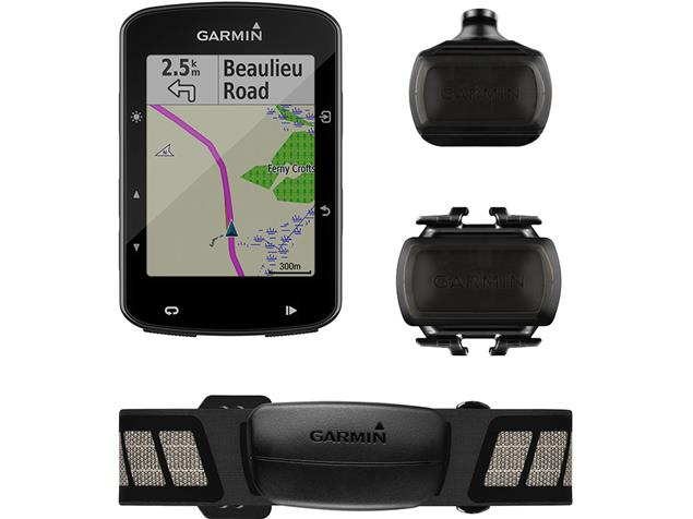 Garmin Edge 520 Plus Bundle GPS Fahrradcomputer