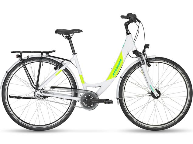 Stevens Elegance Forma Citybike - 46 carrara white