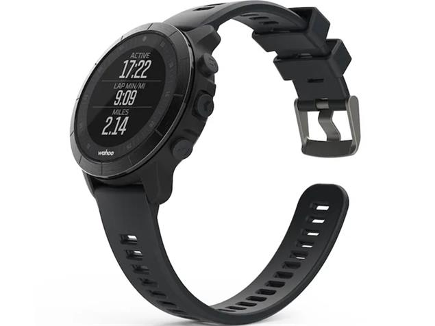 Wahoo Element Rival GPS Multisportuhr stealth