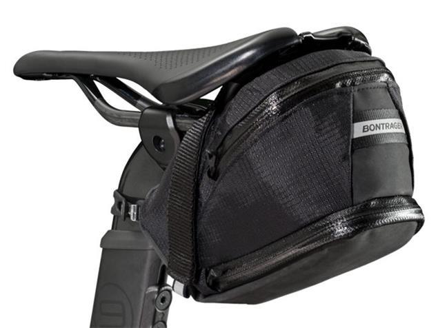 Bontrager Elite Extra Large Seat Pack Satteltasche schwarz