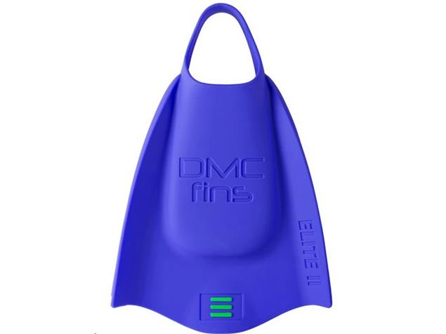 DMC Elite II Fins Schwimmflossen indigo - XS