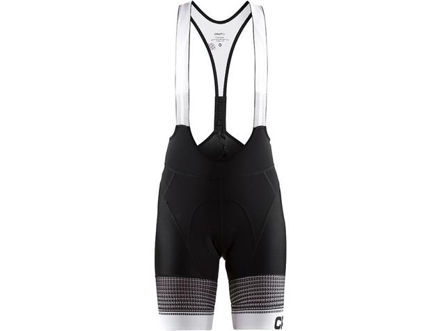 Craft Empress Women Bib Short - M black multi