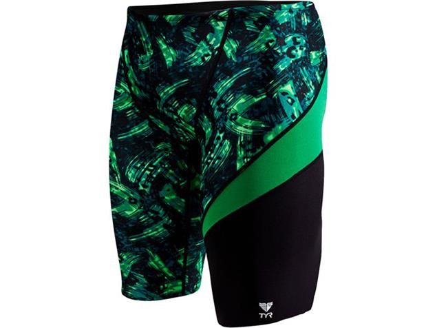 TYR Emulsion Wave Jammer Schwimmhose - 5 green