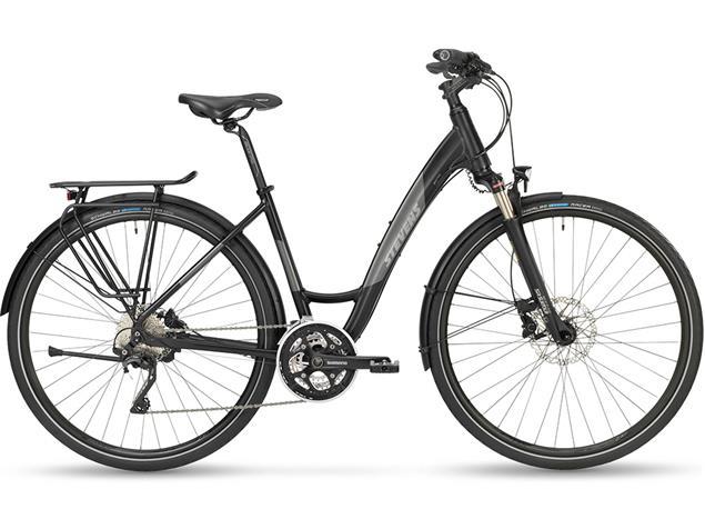 Stevens Esprit Forma Trekkingrad - 52 velvet black