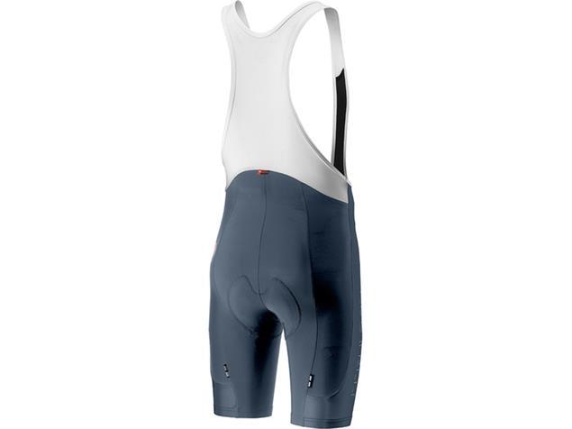 Castelli Evoluzione 2 Bibshort Trägerhose kurz - M dark steel blue