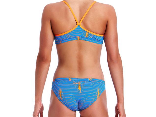 Funkita Ocean Swim Girls Schwimmbikini Racerback - 176 (14)