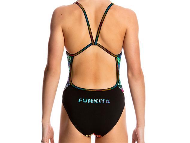 Funkita Scorching Hot Girls Badeanzug Single Strap - 164 (12)
