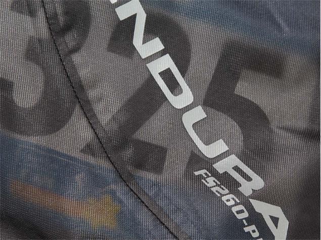 Endura FS260-Pro Adrenaline Race Regenjacke - S black