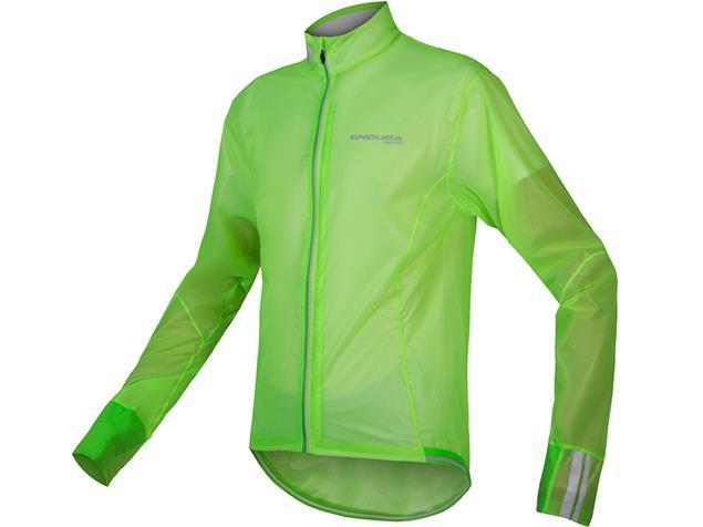 Endura FS260-Pro Adrenaline Race Regenjacke - L green