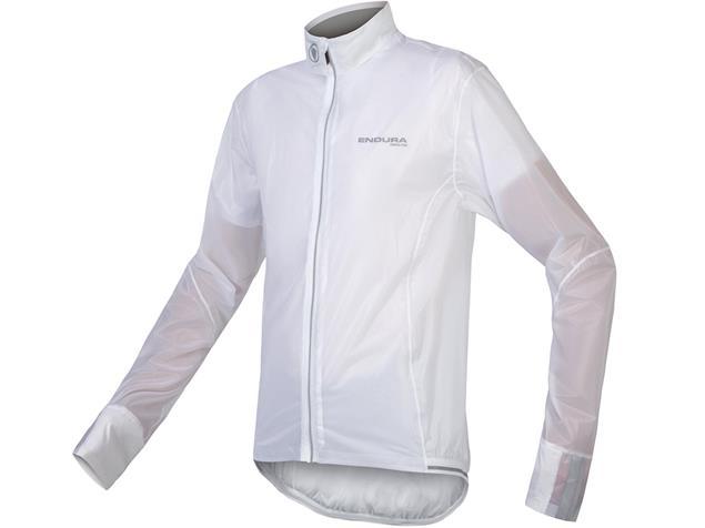 Endura FS260-Pro Adrenaline Race Regenjacke - M white