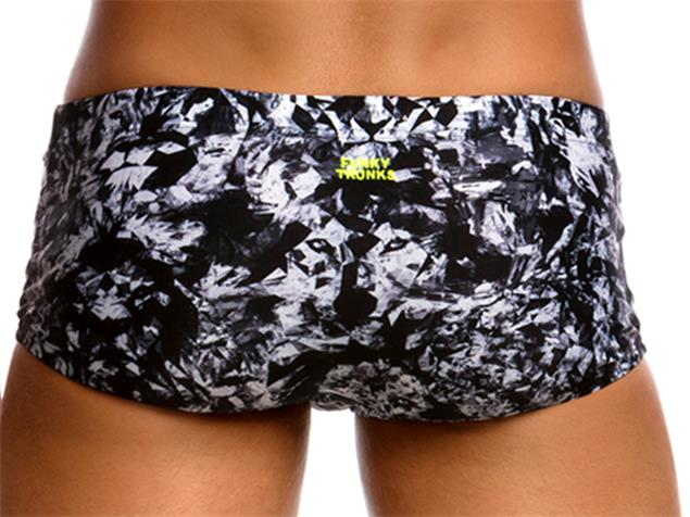 Funky Trunks Midnight Assassin Men Badehose Classic Trunks - M