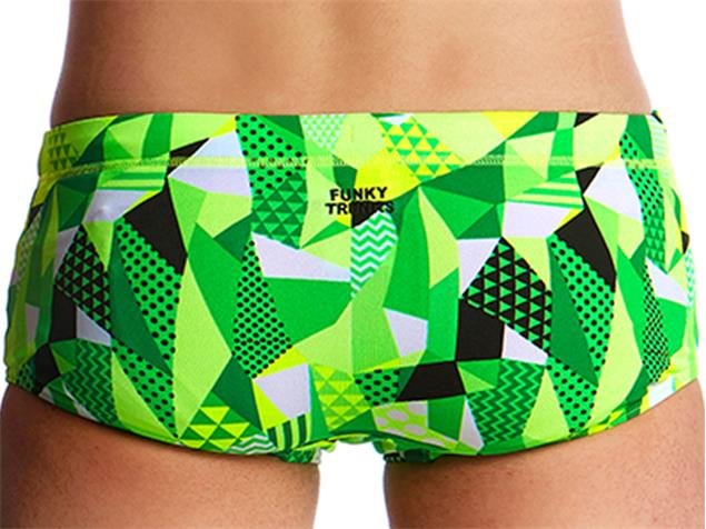 Funky Trunks Go Ballistic Boys Badehose Classic Trunks - 152 (10)